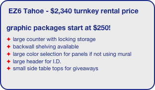 EZ6 Aptos - $1,800 turnkey rental price