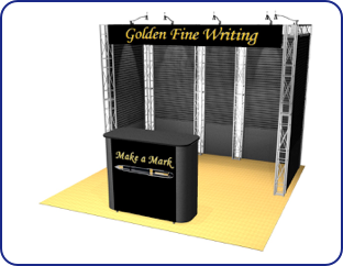 10' x 10' Display Rentals
