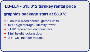 EV2-LL41- $11,750 turnkey rental price